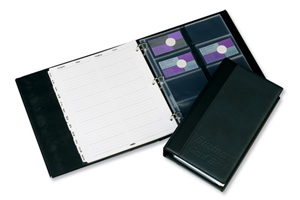 Business card holder refills concord cd4p card holder refill sheets for business card book ref 82205 pack 5 reheart Choice Image